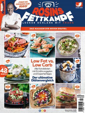 Rosins Fettkampf - Lecker schlank mit Frank - 01/2020