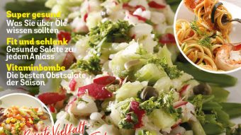 Simply Kochen Sonderheft Best of Salate