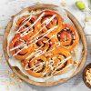 Rezept - Dattelschnecken - Vegan Food & Living – 02/2020