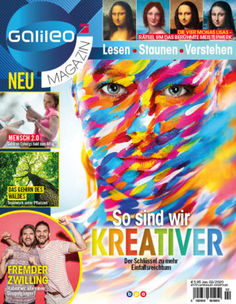 Galileo Magazin 02/2020