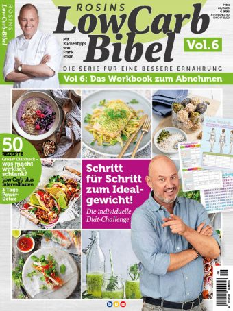Rosins Low Carb Bibel Vol. 6