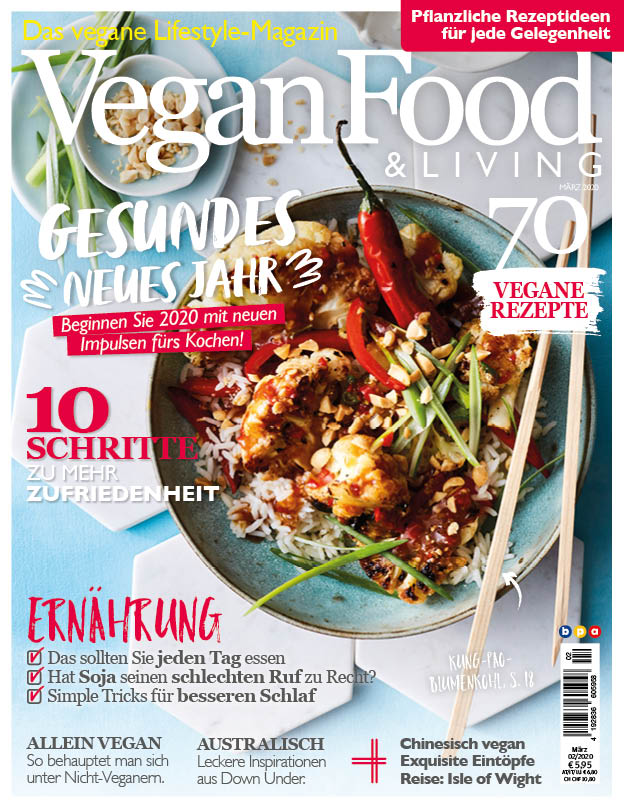 Vegan Food & Living – 02/2020