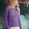 Strickanleitung - Nouveau - Designer Knitting 02/2020