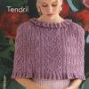 Strickanleitung - Tendril - Designer Knitting 02/2020
