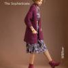 Strickanleitung - The Sophisticate - Designer Knitting 02/2020