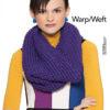 Strickanleitung - Warp/Weft - Designer Knitting 02/2020