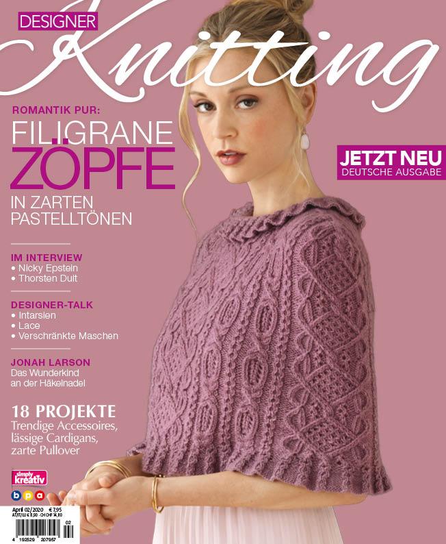 Designer Knitting 02/2020