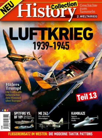 History Collection Teil 13 – Luftkrieg - 13/2020