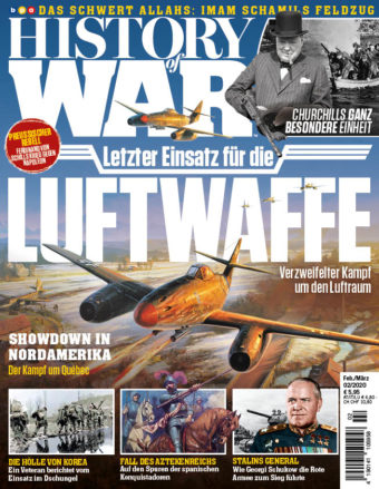 History of War Heft 02/2020