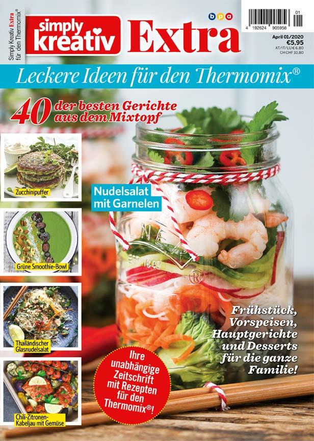 Simply Kreativ Extra – Leckere Ideen für den Thermomix® 01/2020
