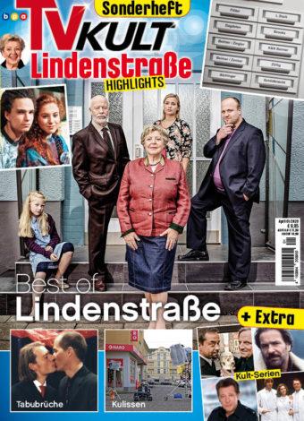 TV Kult Sonderheft: Lindenstraße Highlights – 01/2020