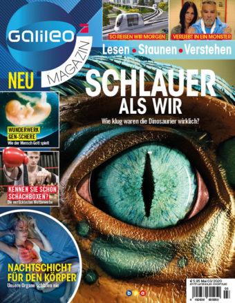 Galileo Magazin 03/2020