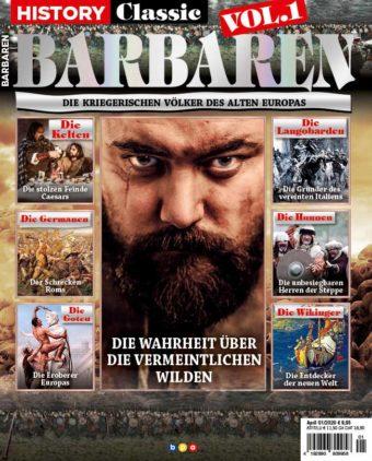 History Classic Vol. 1 Barbaren