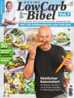 Rosins Low Carb Bibel Vol. 7