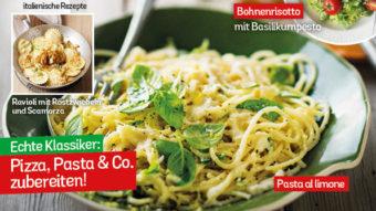 Simply Kochen Italienische Küche