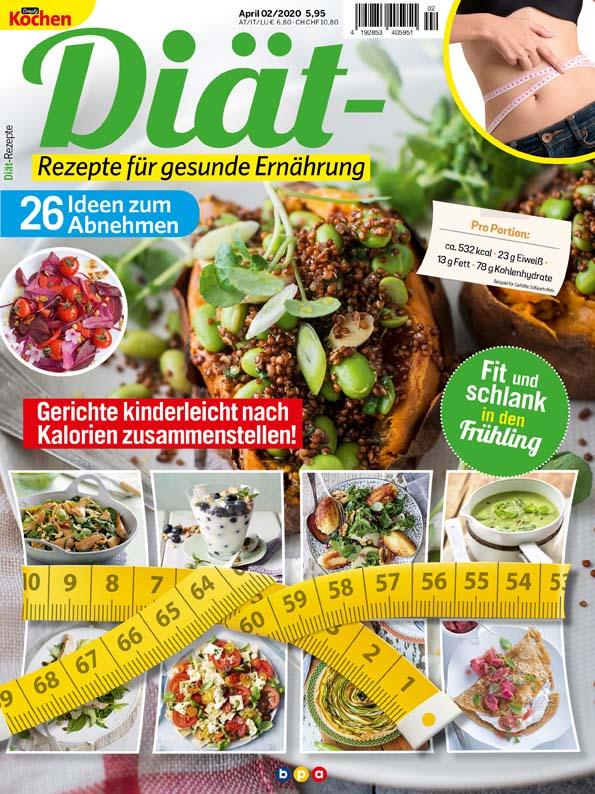 Simply Kochen Diät-Rezepte für gesunde Ernährung