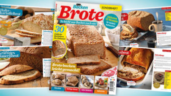 Simply Backen Sonderheft Brote