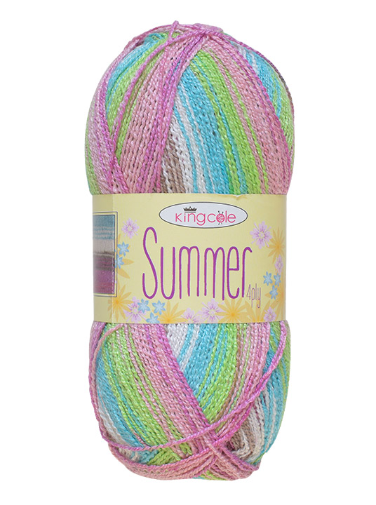 Summer 4ply Fruit Punch