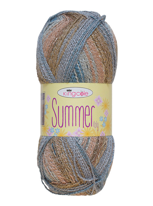 Summer 4ply Crystal