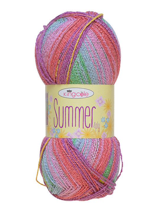 Summer 4ply Can-Can