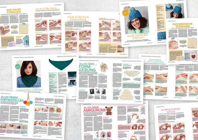 Simply Häkeln Special: Häkel-Guide für Anfänger – 01/2020