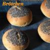 Rezept - Chia-Buttermilch-Brötchen - Brötchen Backen mit Tommy Weinz Teil 2 – 03/2020
