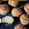 Rezept - Käse-Muffin-Schnecken - Brötchen Backen mit Tommy Weinz Teil 2 – 03/2020