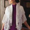 Strickanleitung - Distel und Farn-Schal - Simply Kreativ Sonderheft - Lace aus aller Welt