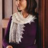 Strickanleitung - Nupps & Kreuze-Schal - Simply Kreativ Sonderheft - Lace aus aller Welt