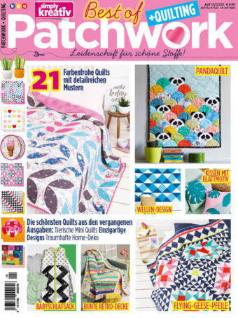 Simply Kreativ Best of Patchwork + Quilting 01/2020