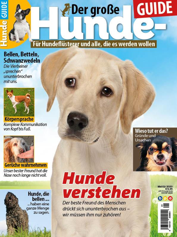 Der große Hunde-Guide – 01/2020