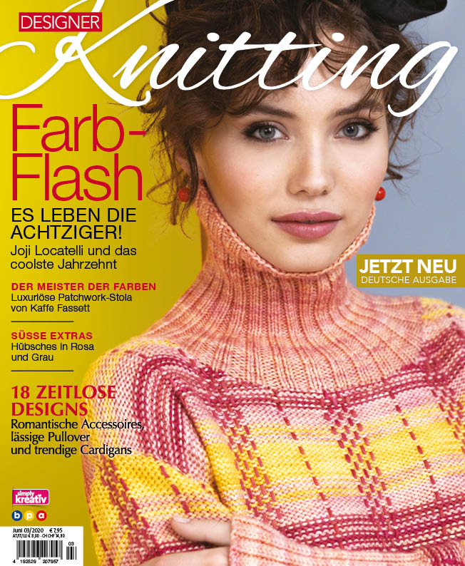 Designer Knitting 03/2020