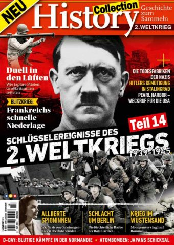 History Collection Teil 14 – Schlüsselereignisse des 2. Weltkriegs - 14/2020