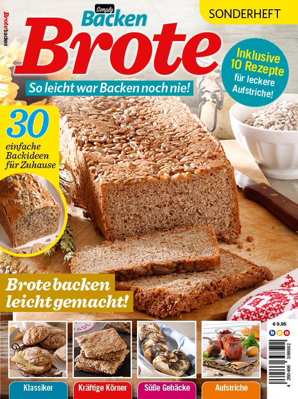 Simply Backen Sonderheft Brote