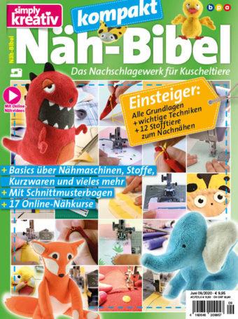 Simply Kreativ Näh-Bibel kompakt 09/2020