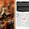 Mittelalterliche Kriegsmaschinerie - All About History Edition: Tempelritter 02/2020
