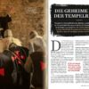 Die geheime Welt der Tempelritter - All About History Edition: Tempelritter 02/2020