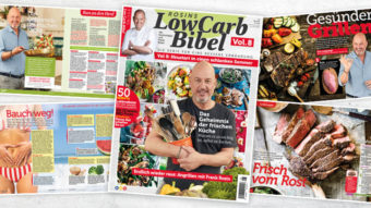 Rosins Low Carb Bibel Vol. 8