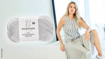 Rico Design Bändchen Knäuel und Modell