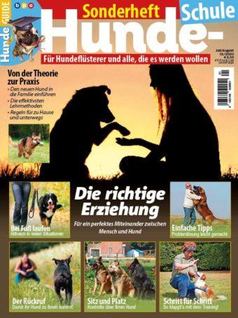 Hunde-Guide Sonderheft: Hundeschule – 01/2020