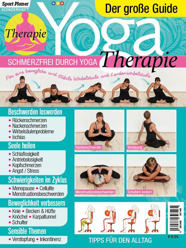 Sportplaner Sonderheft: Yoga Therapie 01/2020