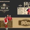 Top 10 - Sportplaner Fußball Legenden 01/2020