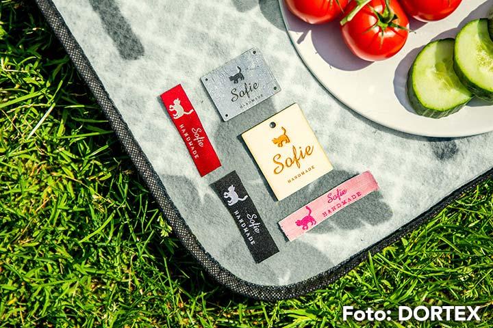 Dortex Etiketten Picknick