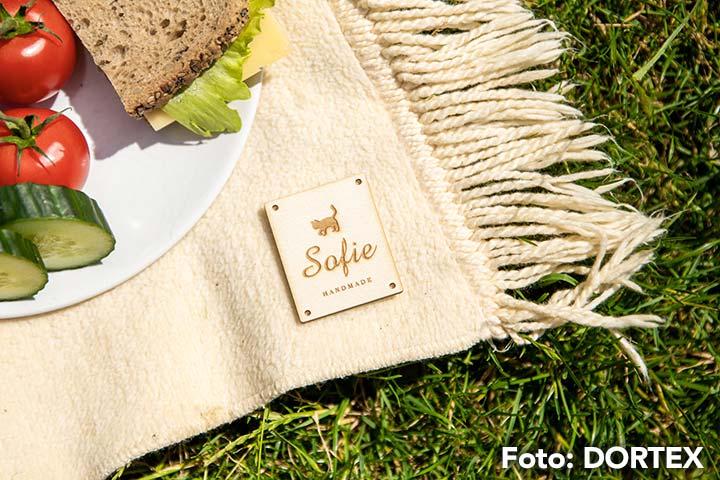 Dortex Etiketten Picknick 1