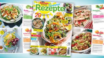 Simply Kochen Sonderheft Sommerrezepte 01/2020