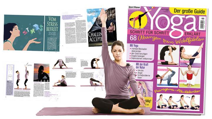 Yoga-Guide: Übungen zum Wohlfühlen – 03/2020