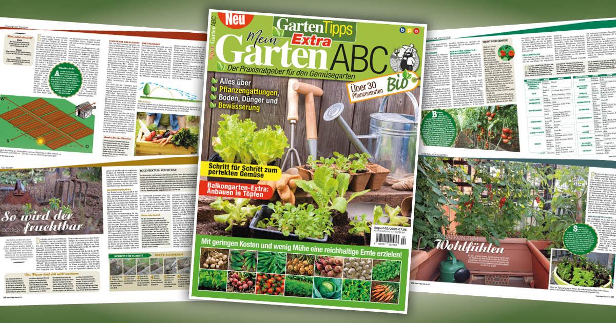 Garten Tipps Extra Mein Garten Abc 02 2020