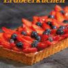 Rezept - Erdbeerkuchen - Low Carb Backen mit Tommy Weinz – 01/2020