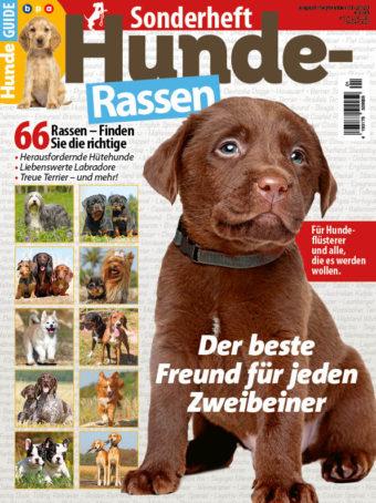Hunde-Guide Sonderheft: Hunde-Rassen – 01/2020