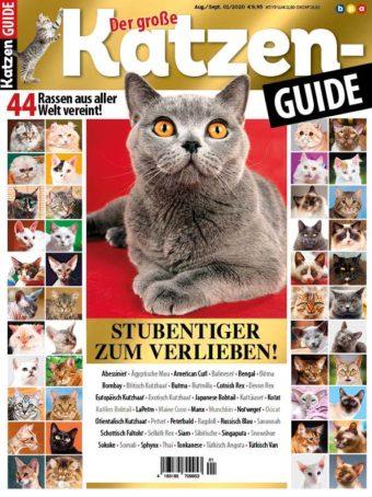 Der große Katzen-Guide 01/2020